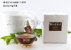 邹记普洱茶袋泡茶系列