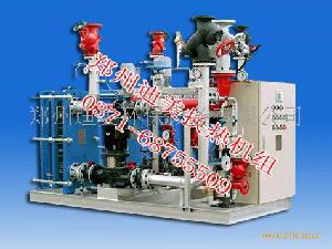 采暖汽水水换热机组