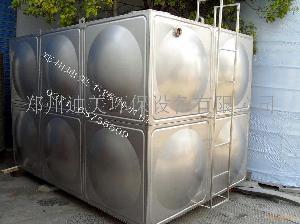 SMC组合式不锈钢水箱