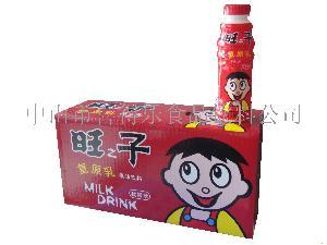 280ml旺子牛奶饮料
