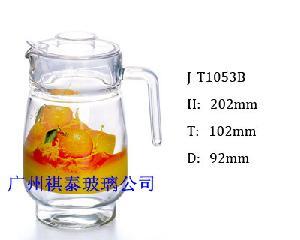 玻璃高白料凉水壶
