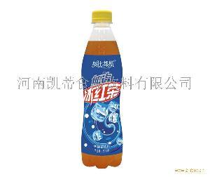 碳酸冰红茶