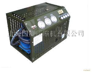 CNG加氣站氣密性檢測用高壓空壓機