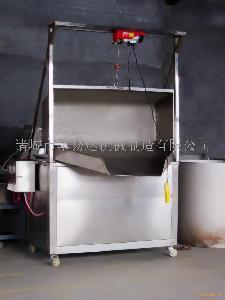 油水混合油炸机