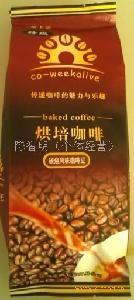 炭烧风味咖啡豆