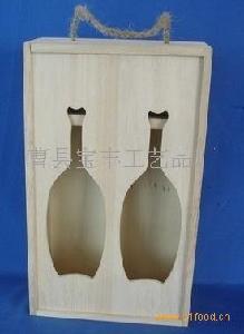 红酒木礼盒