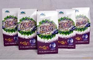 野蓝莓金果粒(60克纸盒装)