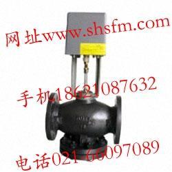 DZLM电动二通温度调节阀