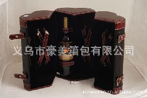 六瓶装红酒包装盒