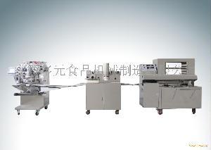 DYBM-2860型月饼生产线