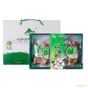 青川土特产食用菌姬松茸