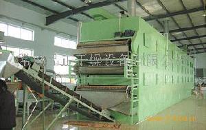 多层连续性高中低温带式干燥机