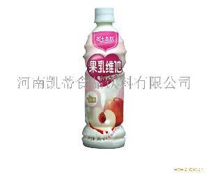 水蜜桃牛奶