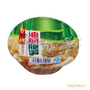 红油泡椒脆笋