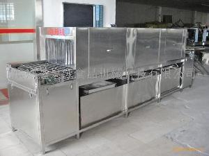 供应自动洗箱机、周转箱清洗机