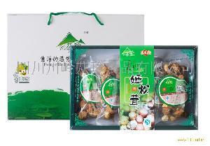 四川广元菌类食品