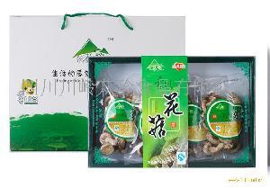 苁珍青川花菇