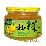 柚子茶生产线