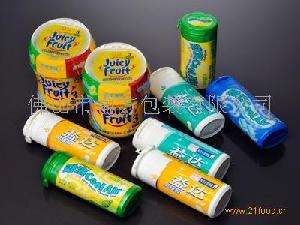 食品类塑料包装瓶
