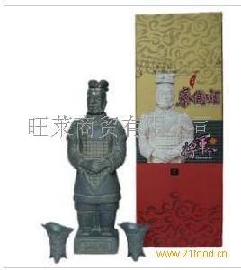 台湾金门高粱酒秦俑酒