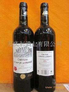 阿布斯城堡2005干红葡萄酒