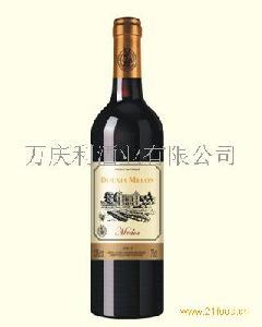 金尊典藏红葡萄酒
