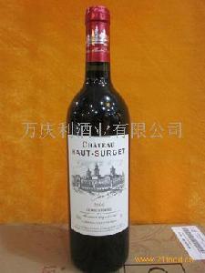 苏杰特酒庄2006干红葡萄酒
