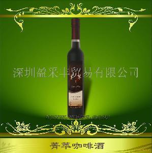 菁·萃咖啡酒400ml