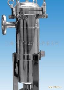 不锈钢单袋式液体过滤器
