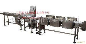 多级重量检测(选别)机WS-NT