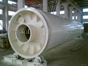 藥渣干燥設備   HZG回轉滾筒干燥機