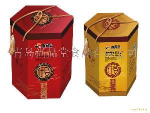 尚品堂酱卤肉制品礼盒(八角盒)