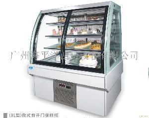 (HL型)欧式前天门保鲜柜