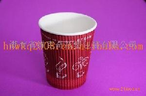 8oz 瓦楞咖啡杯