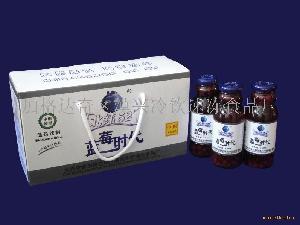 木糖醇蓝莓果汁