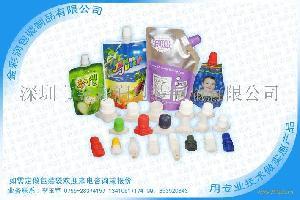 深圳彩印包装果汁袋吸嘴袋