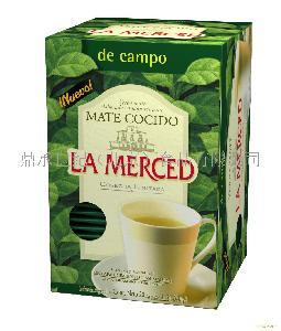 正品现货原装进口阿根廷圣恩精品马黛茶袋泡60克