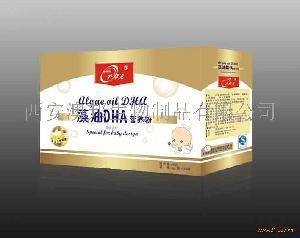 千拜儿牌藻油DHA营养粉