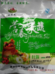 营养果蔬糕-250克什锦装