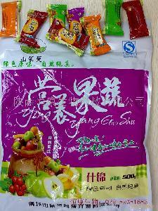营养果蔬糕-500克什锦装