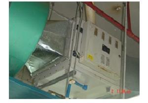 机械过滤式油烟净化器