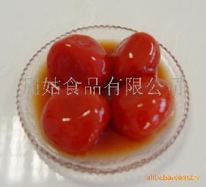 整番茄罐头