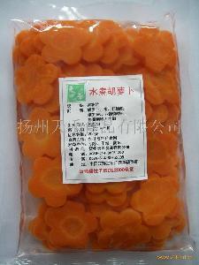 水煮胡萝卜