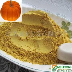 供應純南瓜粉 蔬菜粉 食品添加配料  黃色天然植物色素