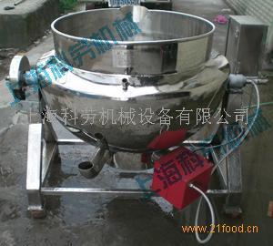 优质可倾斜燃气夹层锅