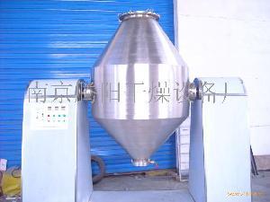 W型双锥粉体混料机数据