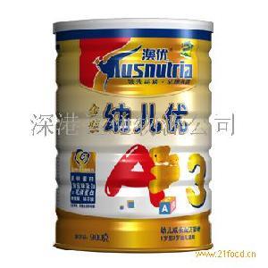 澳洲奶粉原装进口清关(包税)