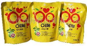 98g袋装蜜柚果脯(木糖醇)