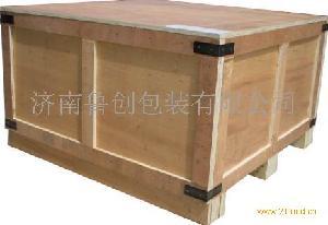 济南精密仪器出口专用免熏蒸包装箱