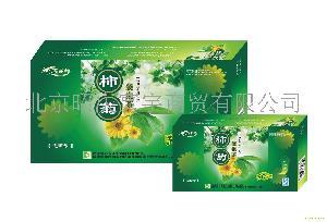 教师节送柿菊袋泡茶礼盒